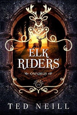 The Complete Elk Riders Series: Volumes 1-5