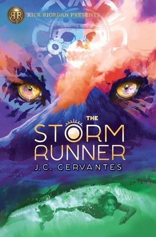 The Storm Runner (The Storm Runner #1)