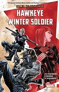 Tales of Suspense: Hawkeye & the Winter Soldier