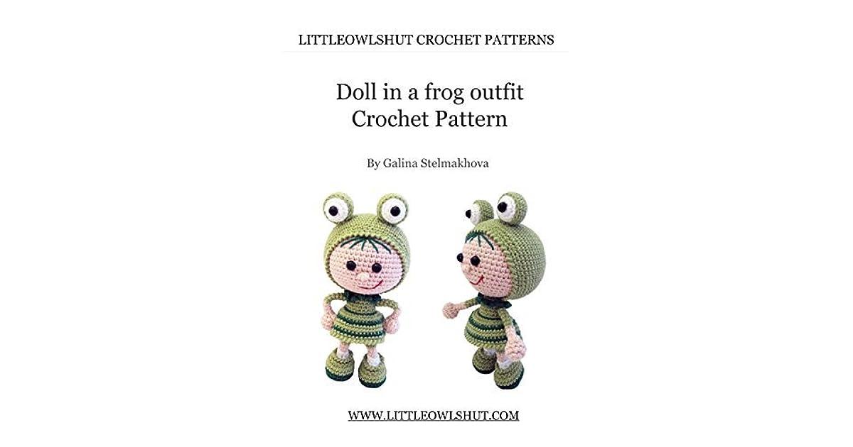Free Crochet Patterns   Free Crochet Pattern Tree Frog • Free ...   630x1200