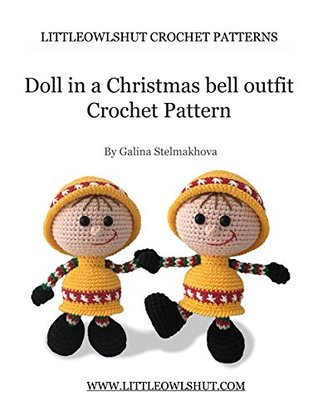 Dress Up Dolls Amigurumi Crochet Patterns - Crochet Pattern Book ... | 415x318