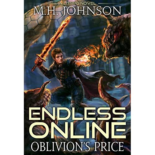Oblivion's Price (Endless Online #3) - M.H. Johnson
