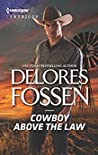 Cowboy Above the Law (The Lawmen of McCall Canyon #1)