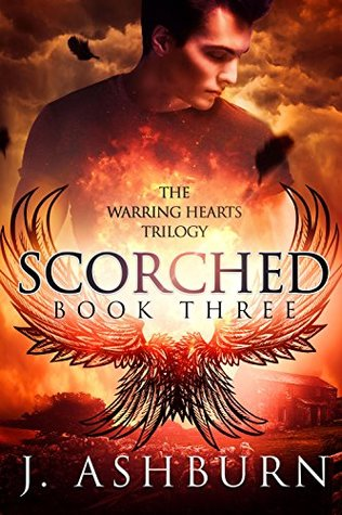 Scorched (The Warring Hearts Trilogy Book 3)