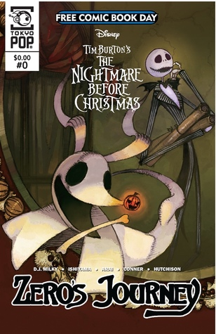 Free Comic Book Day 2018: The Nightmare Before Christmas