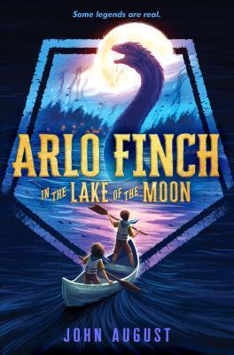 Arlo Finch in the Lake of the Moon (Arlo Finch, #2)