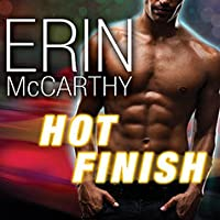 Hot Finish (Fast Track, #3)