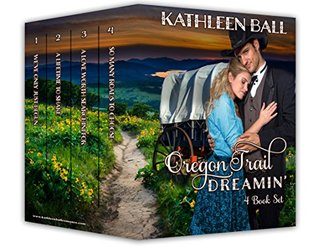 Oregon Trail Dreamin' Series: 4 Book Boxed Set