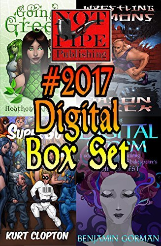 Not a Pipe Publishing #2017 Digital Box Set: Four Novels. Two Charities. One Great Deal!