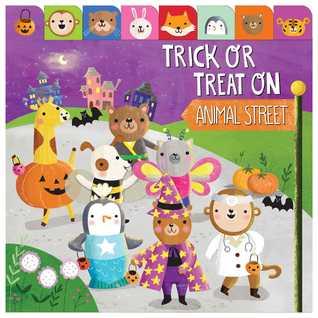 Trick or Treat on Animal Street