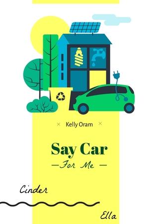 Say Car For Me – Bonus Brian POV Scene (Cinder & Ella, #1.5)