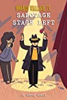 Sabotage Stage Left (Howard Wallace, P.I.  Book 3)
