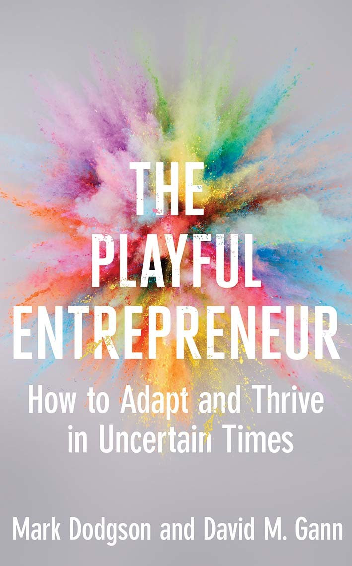 The Playful Entrepreneur How to Adapt and Thrive in Uncertain Times