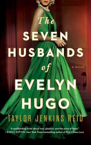 Image result for The Seven Husbands of Evelyn Hugo by Taylor Jenkins Reid