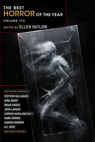 Best Horror of the Year: Volume Ten