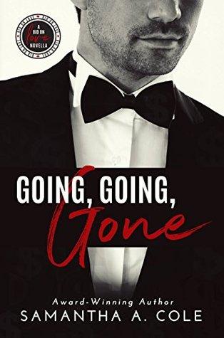 Going, Going, Gone (Bid on Love, #2)