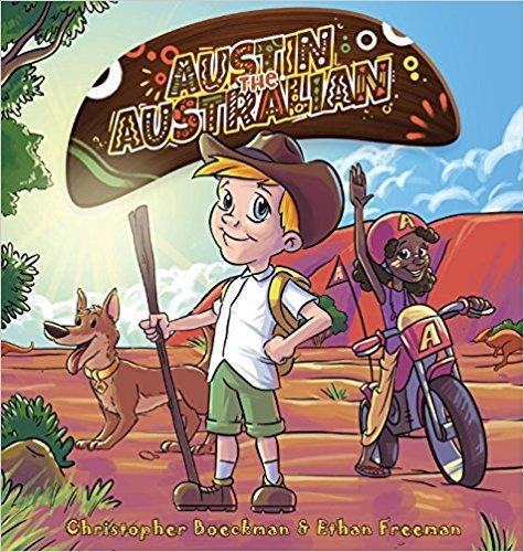 Austin the Australian Christopher Boeckman