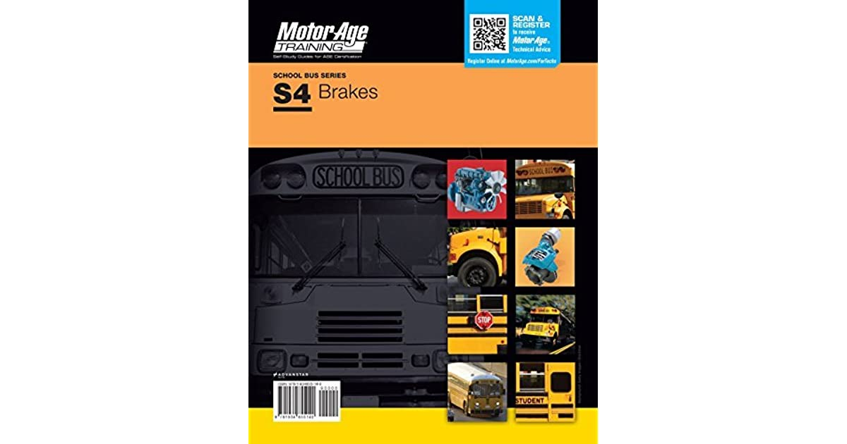 ase test brakes books