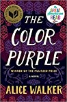 Book cover for The Color Purple