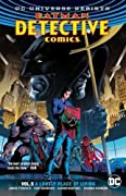 Batman: Detective Comics, Volume 5: A Lonely Place of Living