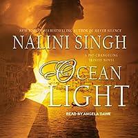 Ocean Light (Psy-Changeling Trinity, #2; Psy-Changeling, #17)