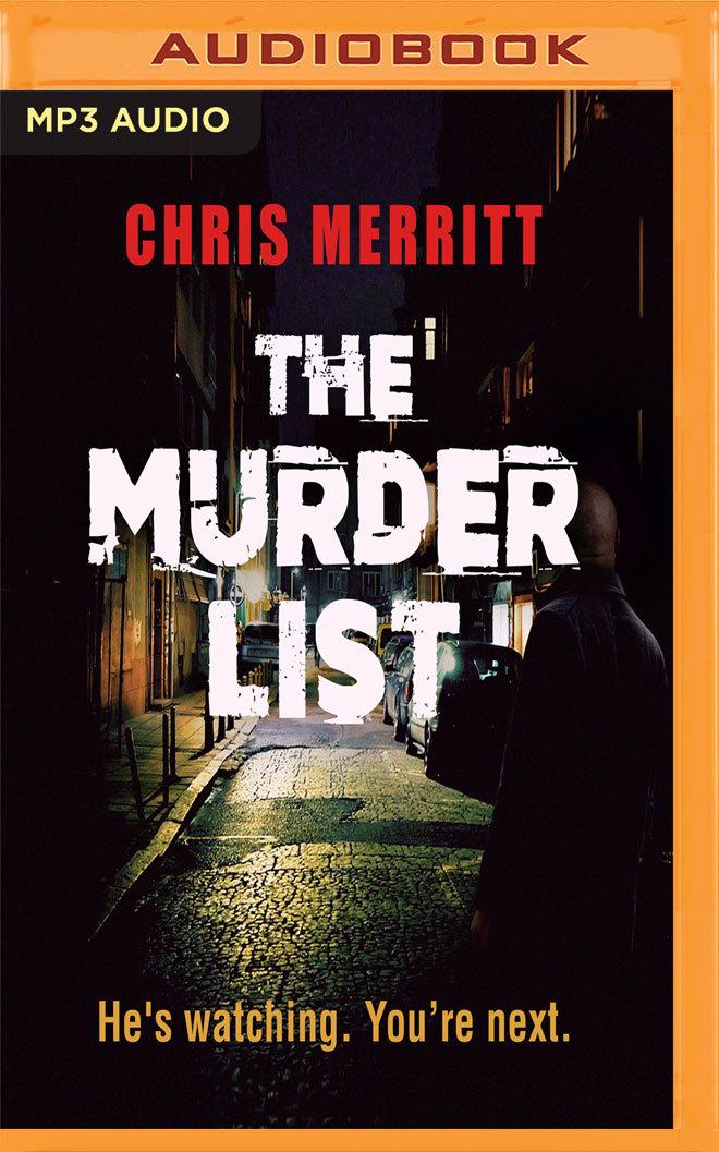 The Murder List (Detective Zac Boateng, #1) Chris Merritt