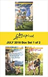 Harlequin Love Inspired July 2018 - Box Set 1 of 2: His New Amish Family\The Soldier's Redemption\His Two Little Blessings
