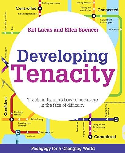 Bill Lucas, Ellen Spencer - Developing Tenacity