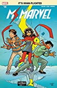 Ms. Marvel (2015-2019) #30