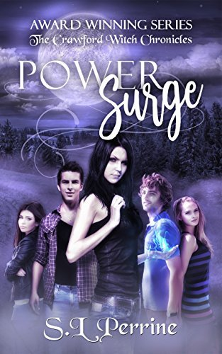 Power Surge  by  S.L. Perrine