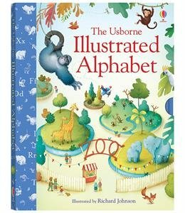 Illustrated Alphabet (With Slipcase)