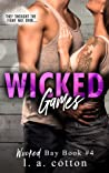 Wicked Games (Wicked Bay, #4)