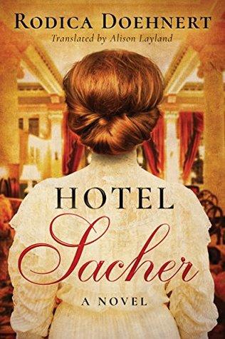 Hotel Sacher by Rodica Doehnert