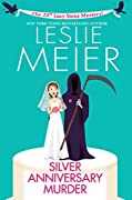 Silver Anniversary Murder (A Lucy Stone Mystery, #25)
