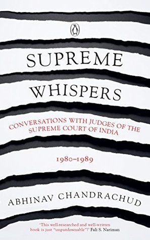Supreme Whispers by Abhinav Chandrachud