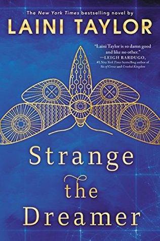 Natalie Monroe's review of Strange the Dreamer