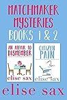 Matchmaker Mysteries, Books #1 & 2: An Affair to Dismember & Citizen Pain