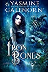 Book cover for Iron Bones (The Wild Hunt #3)
