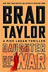 Book cover for Daughter of War (Pike Logan, #13)