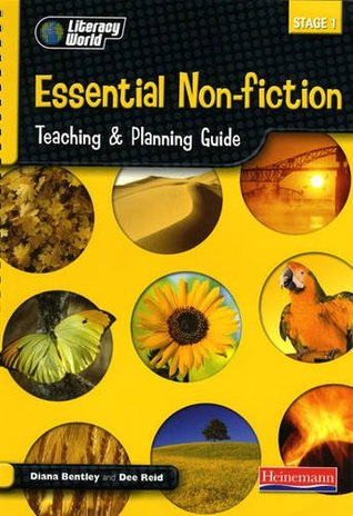Literacy World Stage 1 Non-Fiction: Essential Teaching & Planning Guide Scotland/NI Vers (LITERACY WORLD NEW EDITION)