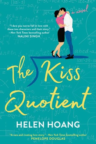 "Cover of Helen Hoang's ""The Kiss Quotient"""