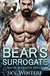 Bear's Surrogate (Shifter Surrogate Service, #3)