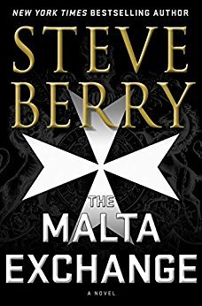 The Malta Exchange (Cotton Malone, #14)