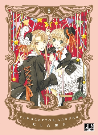 Card Captor Sakura 05 by CLAMP