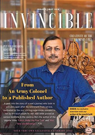 Invincible Magazine- May Edition 2018 by Invincible Publishers