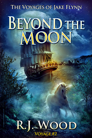 Beyond The Moon (The Voyages of Jake Flynn, #2)
