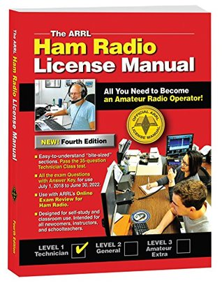 The ARRL Ham Radio License Manual by ARRL Inc.