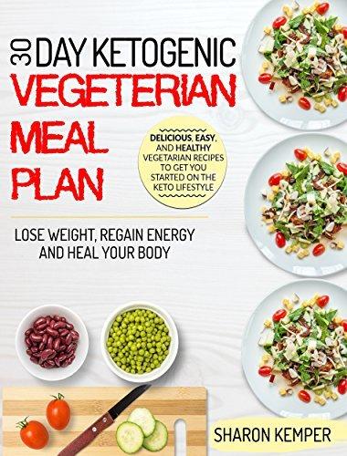 30-Day-Ketogenic-Vegetarian-Meal-Plan
