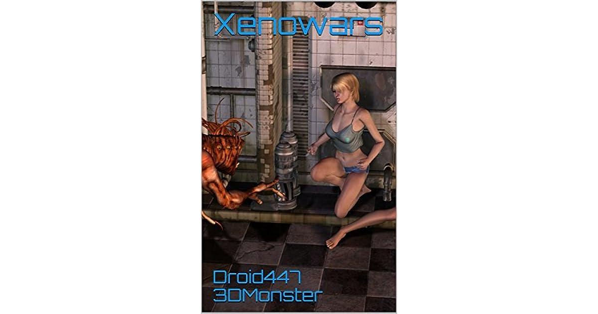 Droid447 3D Monster