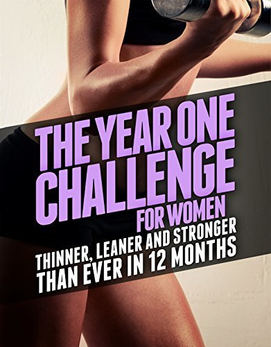 The-Year-One-Challenge-for-Women-Thinner-Leaner-and-Stronger-Than-Ever-in-12-Months-Spiral-boun